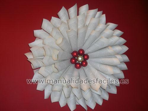 Estrella de navidad manualidades faciles - Manualidades faciles navidad ...