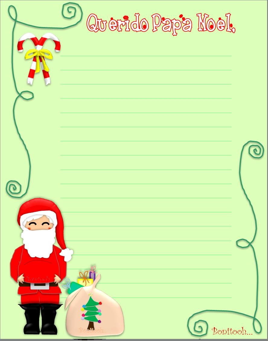 Carta De Navidad Para Papa