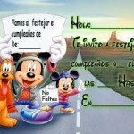 invitacionmickey
