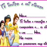 invitacionprincesasdisney