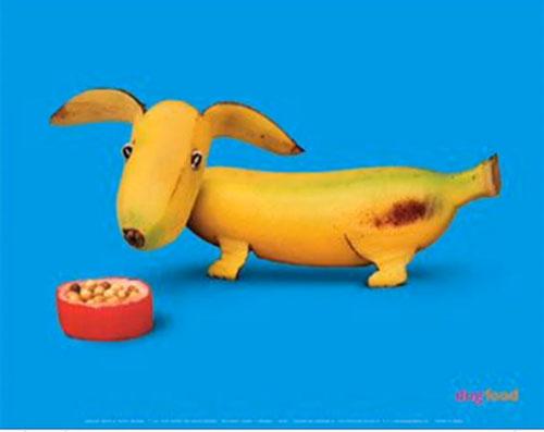 figuras de animales hechas con frutas y verduras