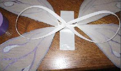 Como hacer unas alas de hada o mariposa   Manualidades faciles