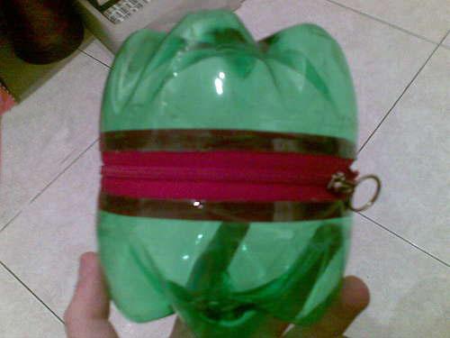 Objetos Hechos Con Material Reciclado Botellas De Plastico