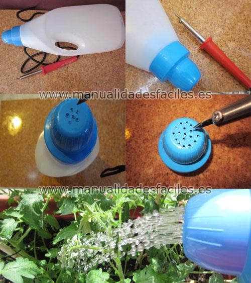 Reciclaje de botellas plasticas manualidades car - Botellas de plastico manualidades ...