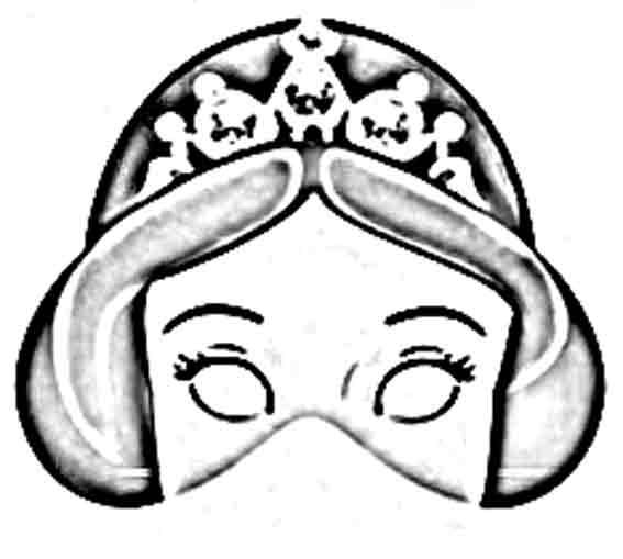 mascara3  Manualidades faciles