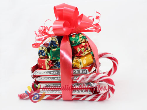 Regalo Para Navidad Manualidades Faciles - Manualidades-faciles-de-navidad-para-regalar