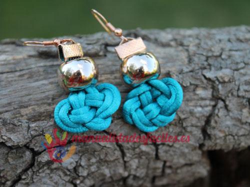 pendientes-nudo-azul