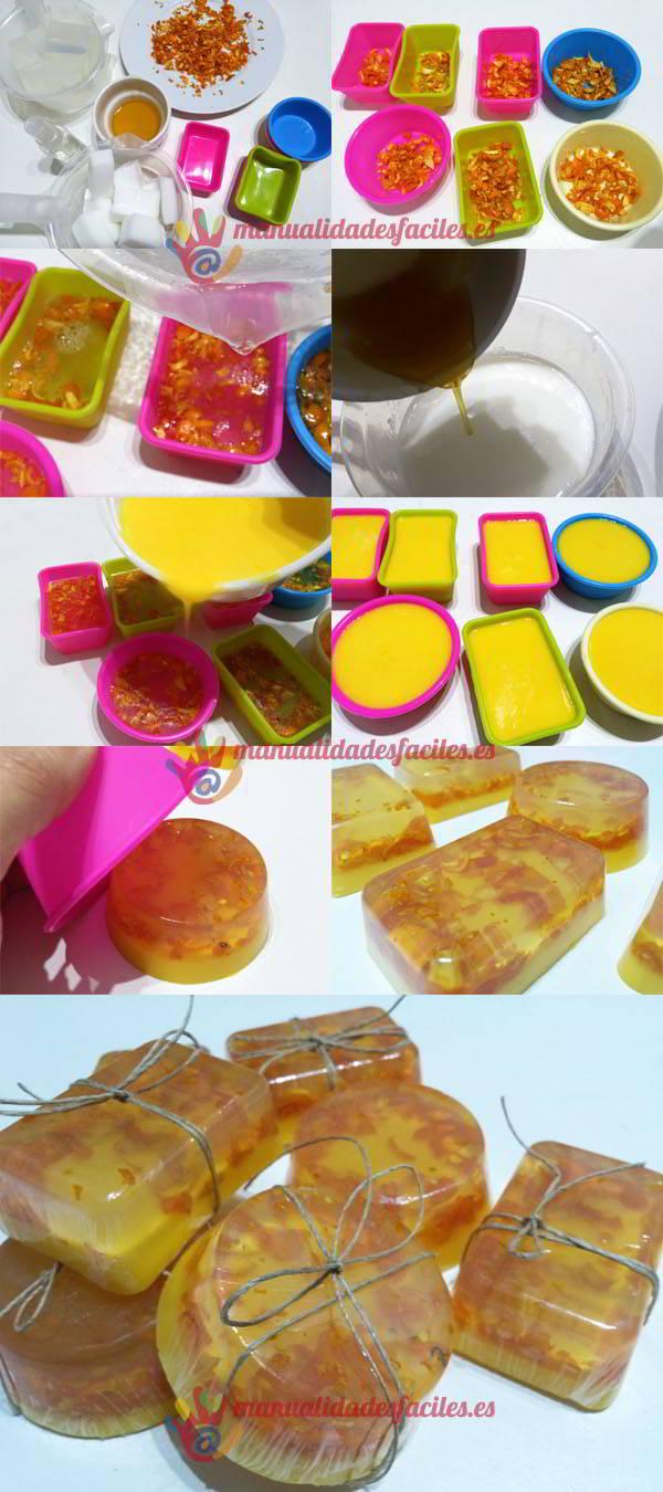 diy-jabon-naranja-miel