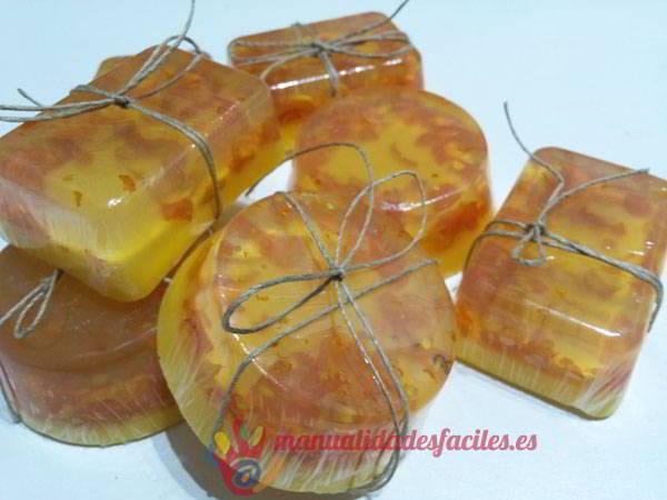 jabon-naranja-miel