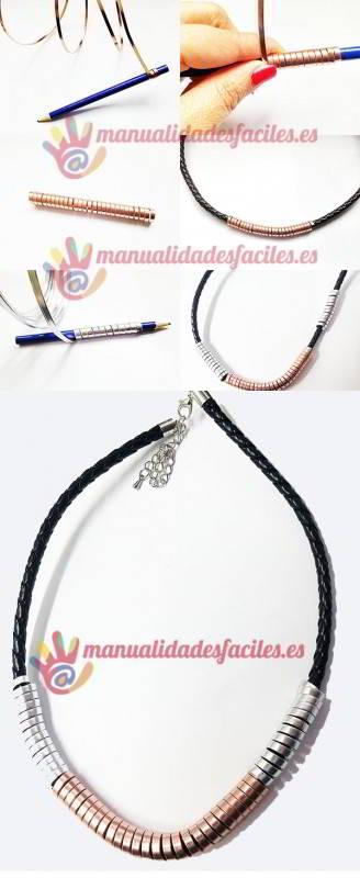 diy-collar-alambre-plano