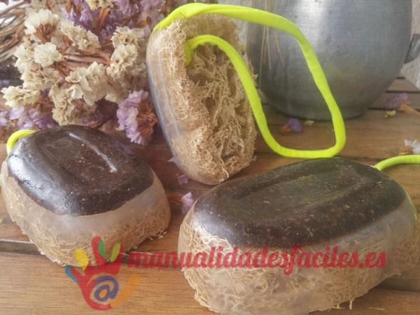 Como hacer jab n anticelul tico con caf manualidades - Como hacer ambientadores naturales ...