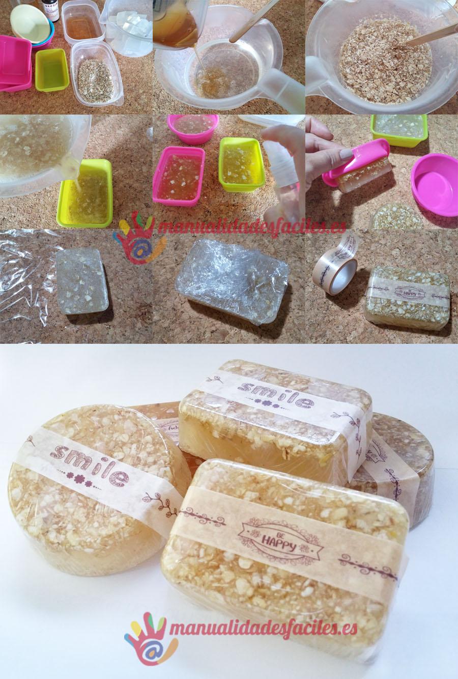 diy-jabon-avena y miel
