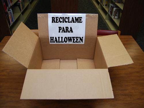 Galeria de disfraces faciles hechos con cajas de carton - Cajas para manualidades ...