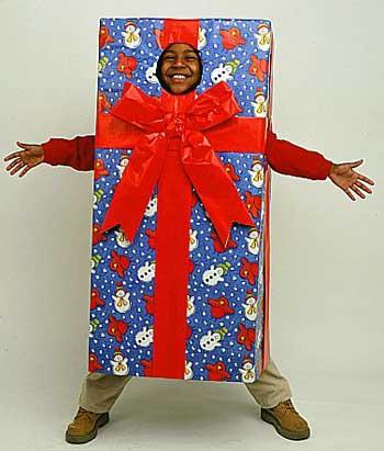 Disfraces rapidos con cajas de carton manualidades faciles - Regalos faciles y rapidos ...